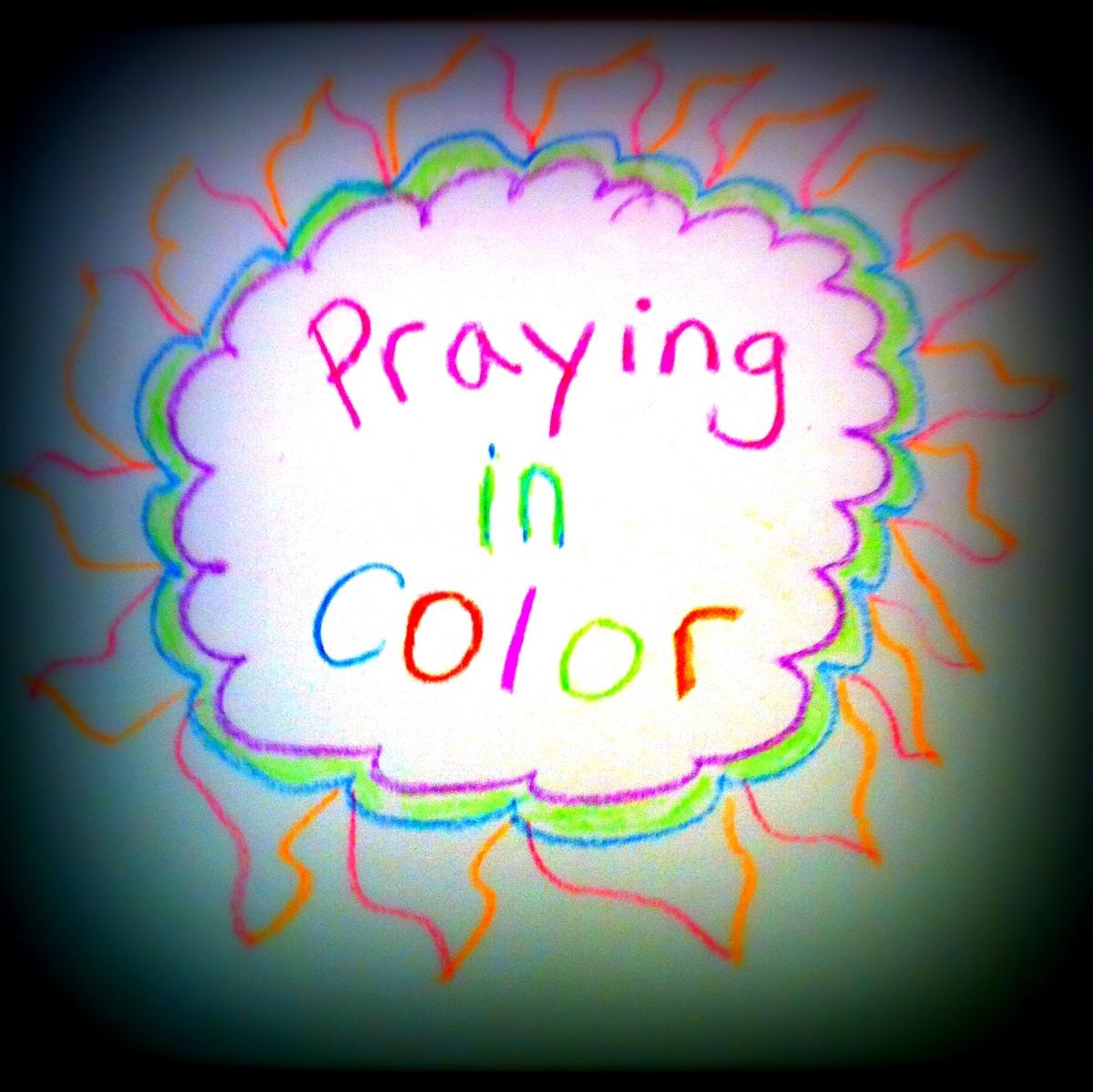 Image Result For Kids Praying Color