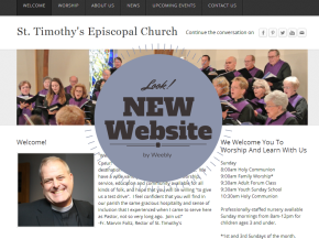 Need A New Church Website? Try Weebly!
