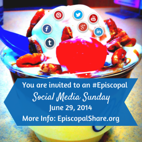 Join The Episcopal Social Media Sunday!