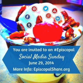 Join The Episcopal Social MediaSunday!