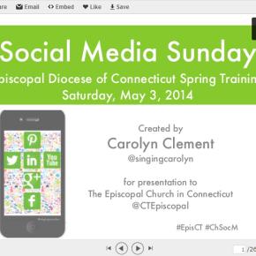 Spring Training: Social MediaSunday